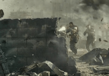 Live Action Call of Duty Trailer Debuts, Game Has None of it