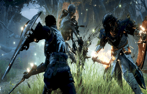 31 minutes of Dragon Age: Inquisition footage uncovered