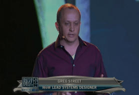 Greg Street Leaves Blizzard