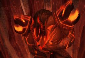 League of Legends Newest Skin - Infernal Nasus