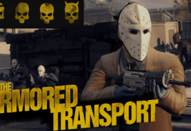 PAYDAY 2 - Armored Transport DLC Trailer