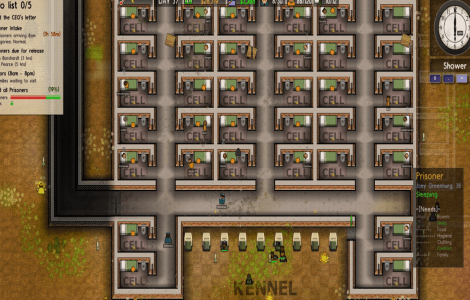 Prison Architect Sells 250,000 Alpha Copies for $8m in Sales