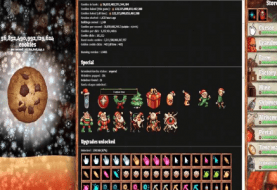 Cookie Clicker gets a holiday update