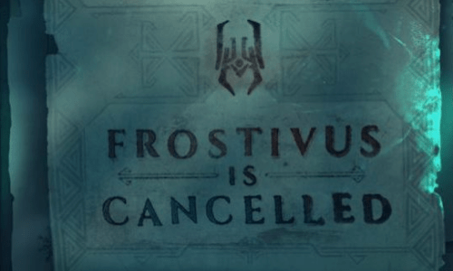 Dota 2's Frostivus cancelled again