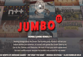 Humble Jumbo Bundle goes live