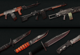 Payday 2 Gage Weapon Pack DLC adds lots of stuff