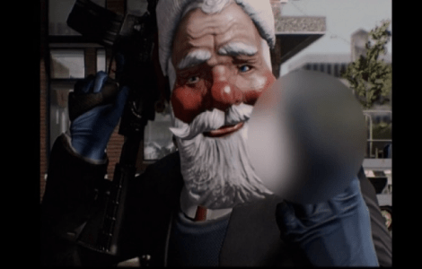 Payday 2 Charlie Santa Heist DLC launches today for free on Steam