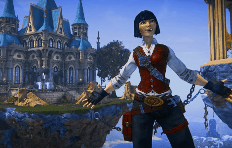 PC Gamer US issue #248: EverQuest Next and Landmark includes beta codes!