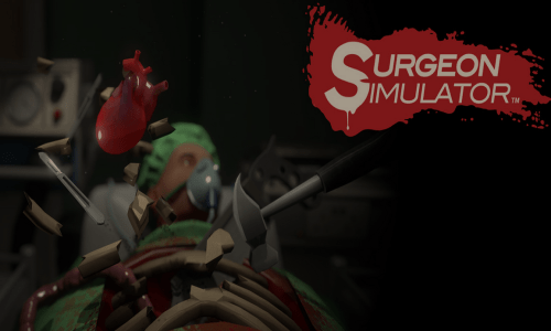 Enter for your chance to win Surgeon Simulator for free