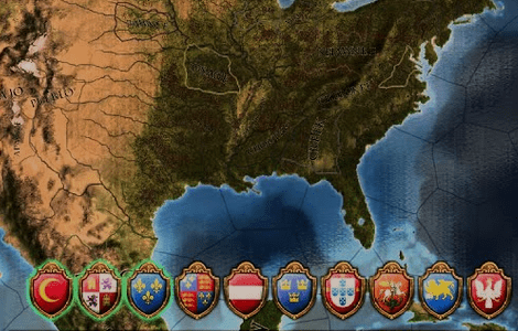 Europa Universalis IV: Conquest of Paradise Trailers