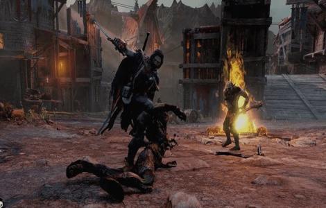 Middle Earth: Shadow of Mordor Gameplay Walkthrough