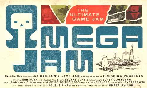 Omega Jam hopes to force indie devs to finish what they started