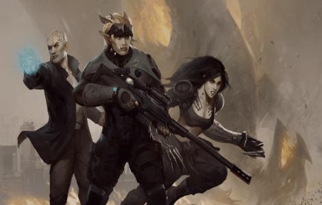 Shadowrun: Dragonfall Trailer