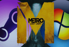 Metro Last Light side by side comparison - Windows vs SteamOS
