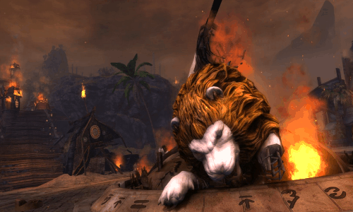 Guild Wars 2: Escape from Lion's Arch trailer