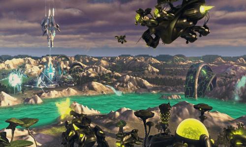 Etherium Screenshot Gallery