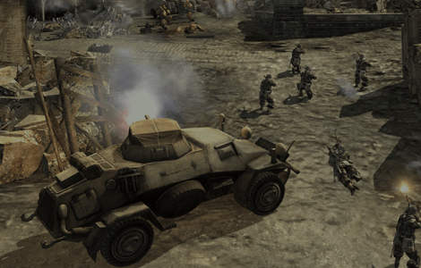 Latest Company of Heroes 2 patch aims to level the playing field