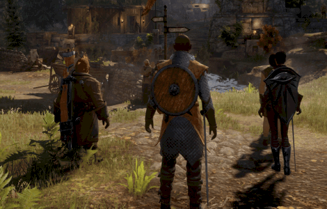 Dragon Age: Inquisition Set for Release on October 7th