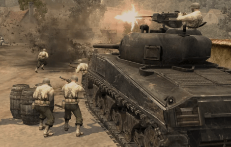 Company of Heroes 2: The Western Fronts Armies Pre-Order trailer