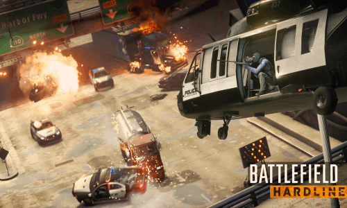 Battlefield: Hardline Beta is Live Right Now