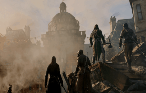 Developers React to Lack of Playable Female Lead in Assassin's Creed Unity and Far Cry 4