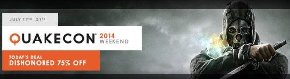 Bethesda Celebrates Quakecon with Steam Sale and Elder Scrolls Online Steam Debut