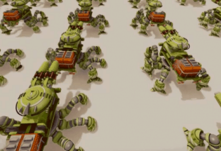 Gear Up's Beta Trailer Shows off Insane Tank Customization and Online Play