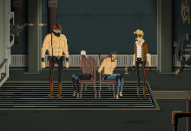 Devolver Digital's Gods Will Be Watching Now Available on Steam