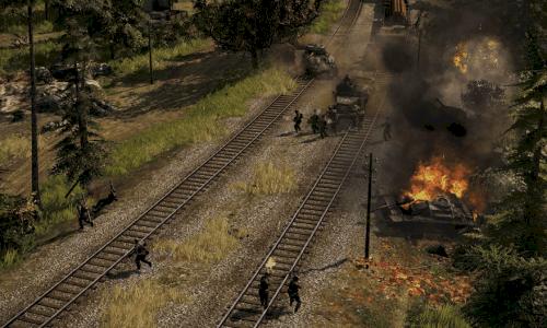 Classic Blitzkrieg Series Returning for Third Installment