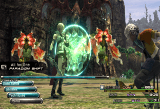 Final Fantasy XIII for PC Officially Announced - Coming to Steam October 9th