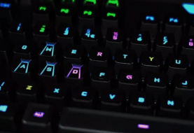 Logitech Announces Most Advanced Mechanical Gaming Keyboard - the G910 Orion Spark