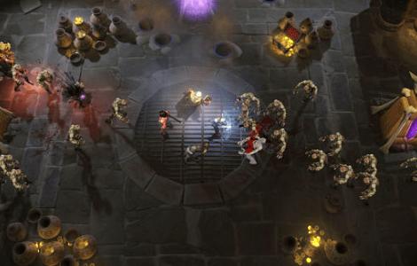 Multiplayer Arcade Classic Gauntlet Returns on PC