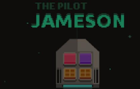 Spaceballs Meets Space Sim in Jameson The Pilot