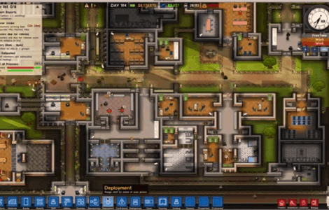 Prison Architect Alpha 24 Adds Informants and Overhauls Mod Support