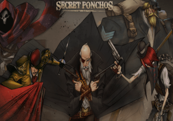 Secret Ponchos Preview
