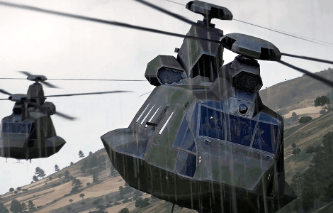 Arma 3 Introduces Helicopters in New DLC