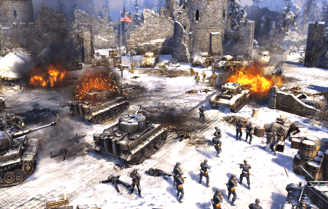 Blitzkrieg 3 Gives Fans a Look at the Finer Details of Models in New Trailer