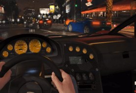 Rockstar Games Gives Players a Look at First Person View in Grand Theft Auto V