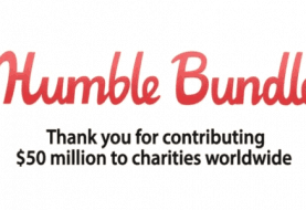 Humble Bundle and Gamers have Raised $50 Million for Charity