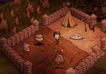 Don't Starve Together - Steam Early Access Trailer