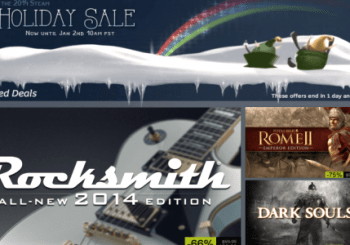 The 2014 Steam Holiday Sale has Begun!