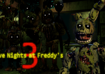 Five Nights at Freddy's 3 Might Be Coming Soon to a PC or Smartphone near You