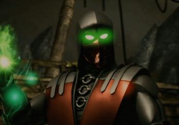 Mortal Kombat X - Ermac trailer