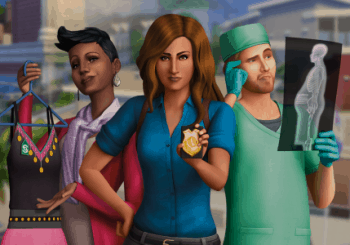 EA announces The Sims 4 Get to Work