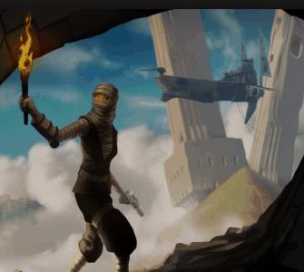 Bossa Studios reveals early Worlds Adrift footage
