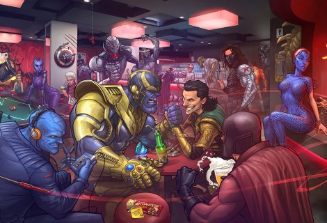 Marvel games pulled from everywhere